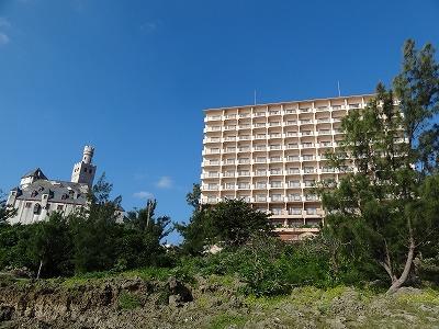 宮古島で泊まったホテルはブリーズベイマリーナ